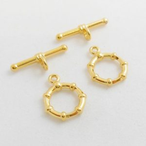 bamboo-toggle-clasp-gold-plated