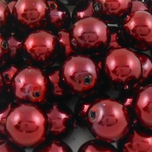czech-10mm-round-glass-pearl-beads-bordeaux