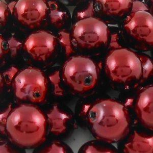 czech-6mm-round-glass-pearl-beads-bordeaux